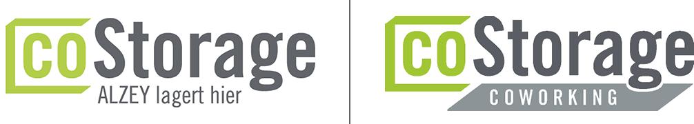 logo costorage und coworking